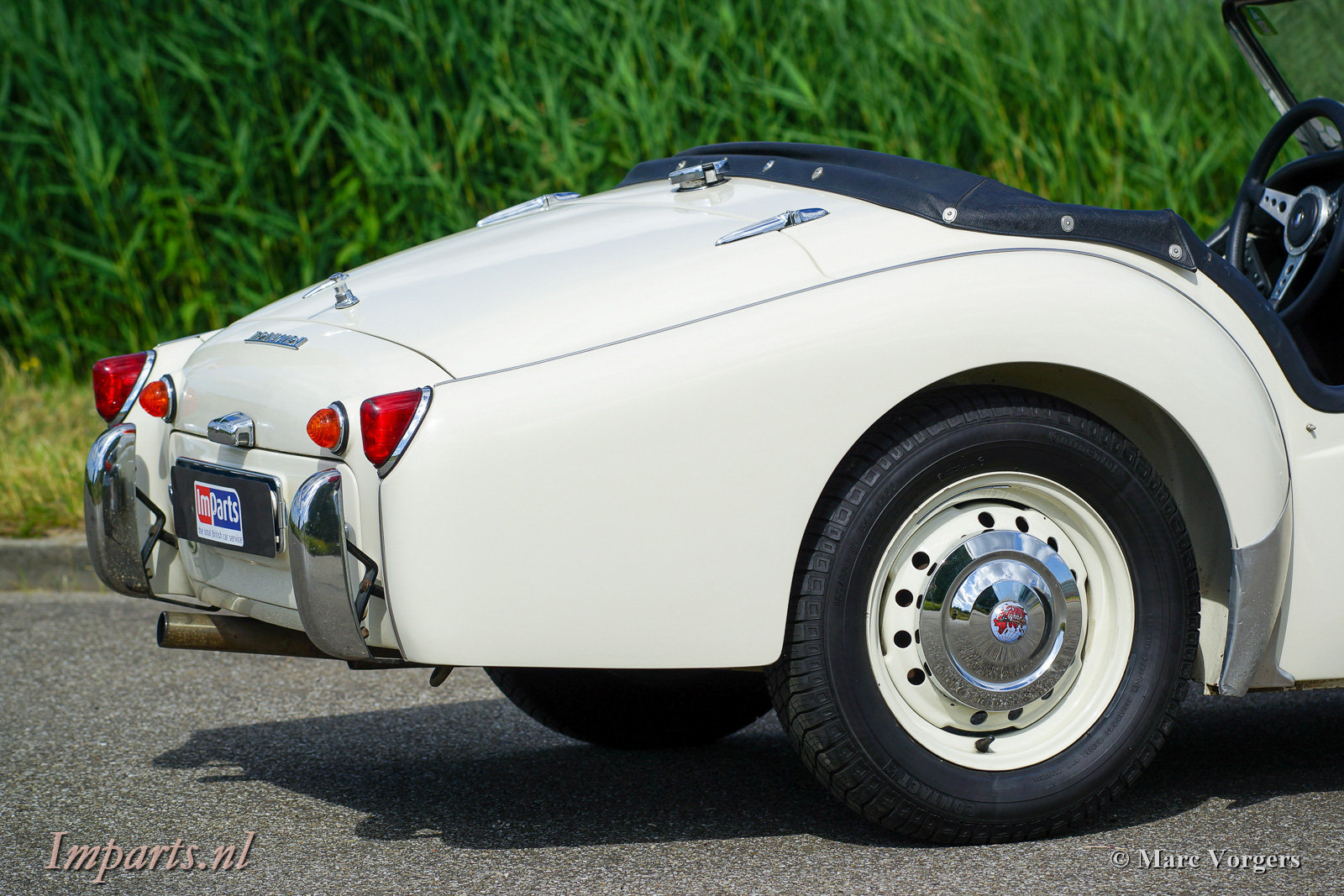 1959 Nice Triumph Tr3A with Overdrive For Sale (picture 6 of 6)