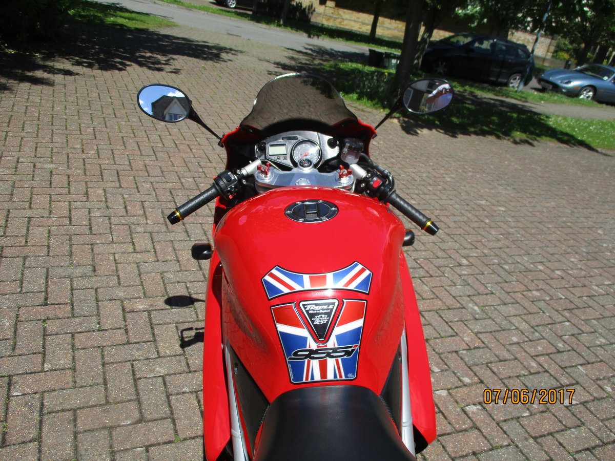 Triumph Daytona 955i Special Edition 2004 For Sale (picture 4 of 4)