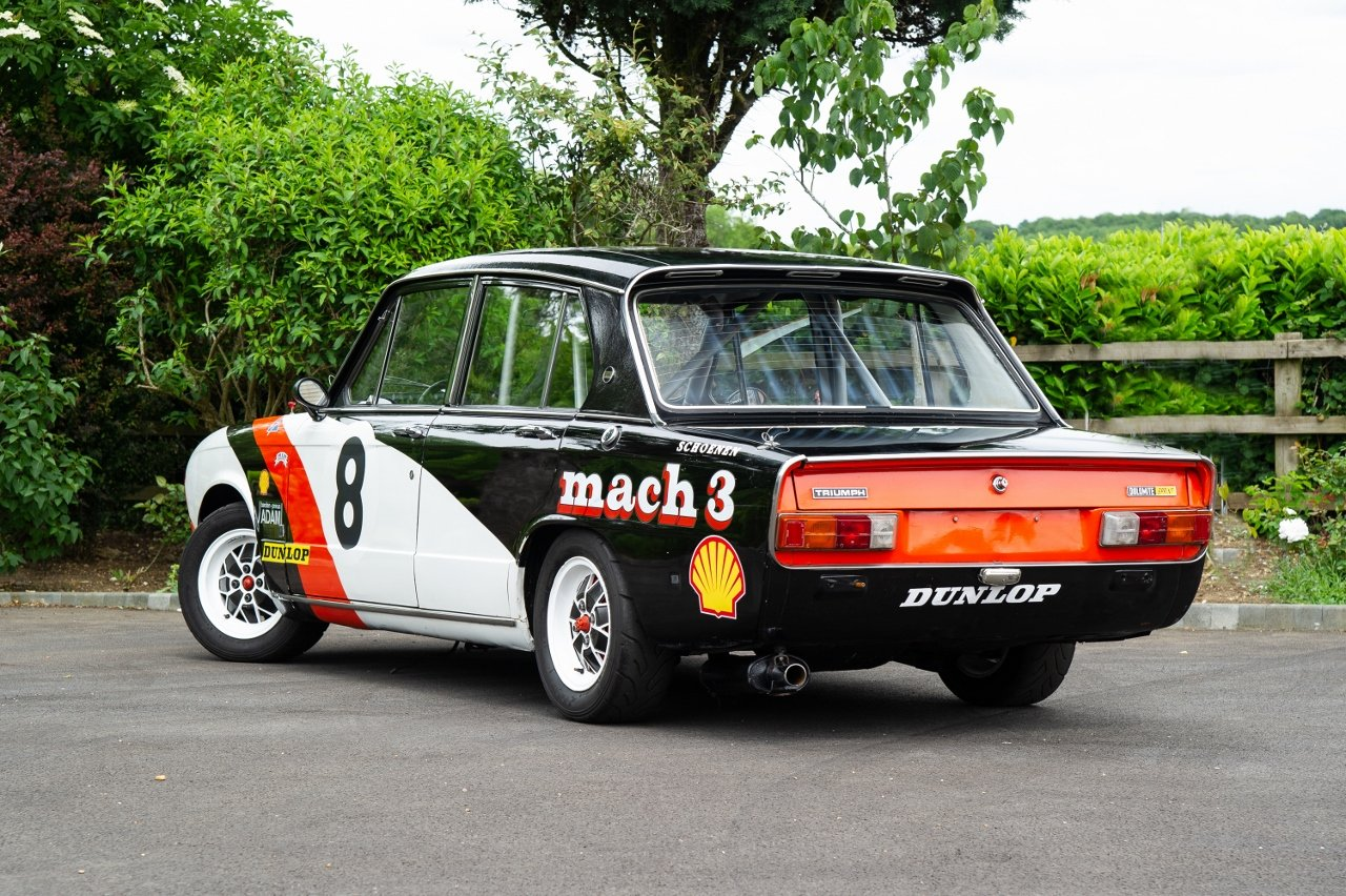 1973 Triumph Dolomite Sprint Race Car SOLD by Auction (picture 3 of 6)