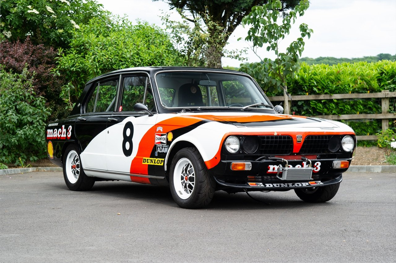 1973 Triumph Dolomite Sprint Race Car SOLD by Auction (picture 5 of 6)