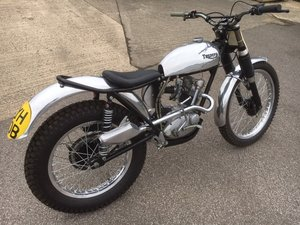 1964 Tiger Cub trials Sammy Miller modified For Sale