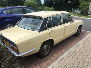 1975 Triumph Dolomite 1850 with overdrive For Sale
