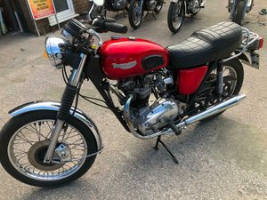 1982 TRIUMPH STOCK CLEARANCE