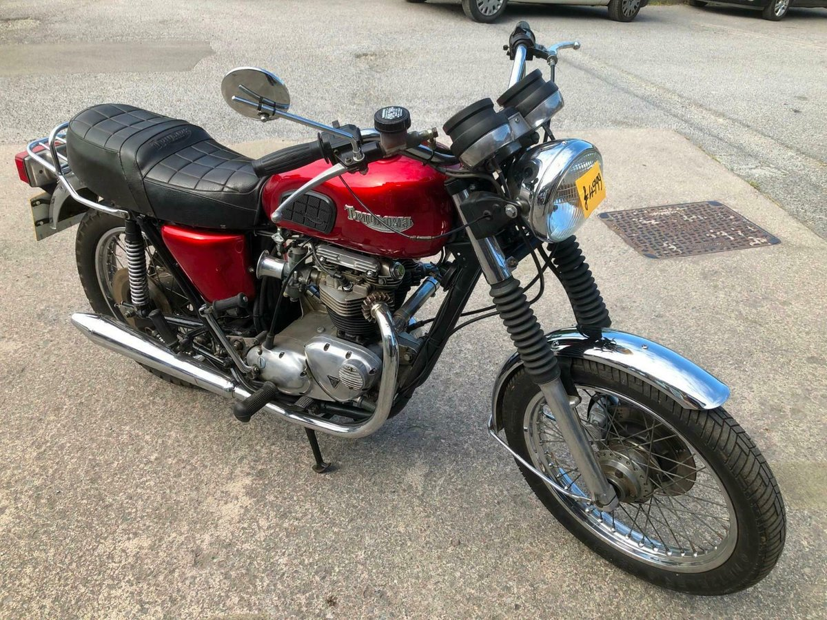 1982 TRIUMPH STOCK CLEARANCE For Sale (picture 4 of 6)
