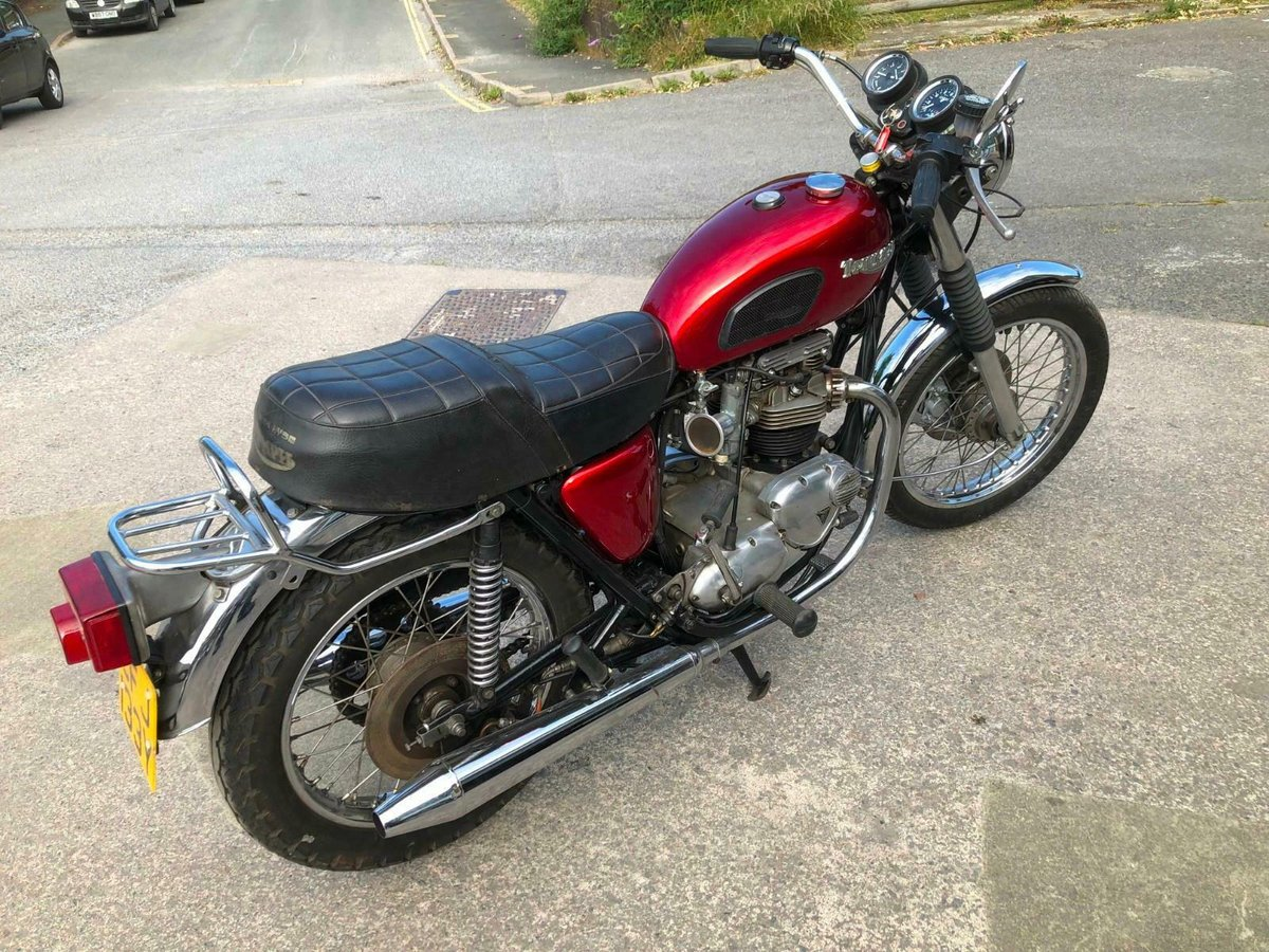 1982 TRIUMPH STOCK CLEARANCE For Sale (picture 6 of 6)