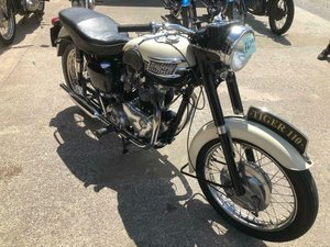 1959 TRIUMPH T110 650cc For Sale