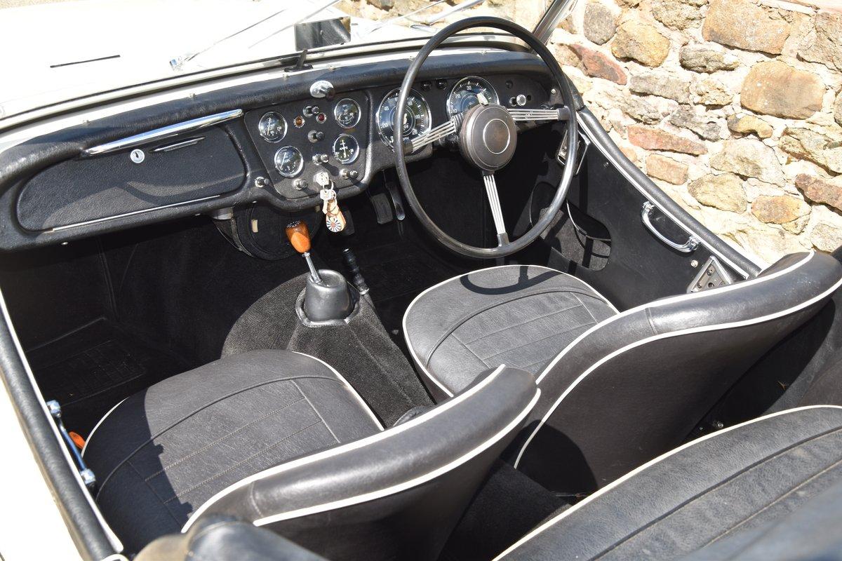 1957 Triumph TR3 RHD For Sale (picture 2 of 3)