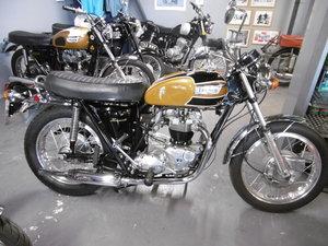 1971 Triumph T100 Bonneville Stunning nut and bolt Restoration SOLD