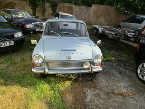 Picture of 1972 Triumph 1300 one owner low miles rust free SOLD
