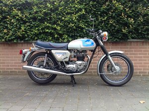 1977 Silver Jubilee Bonneville PRICE REDUCED