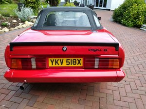 1981 Triumph Grinnall V8 ( one of only 300 made)