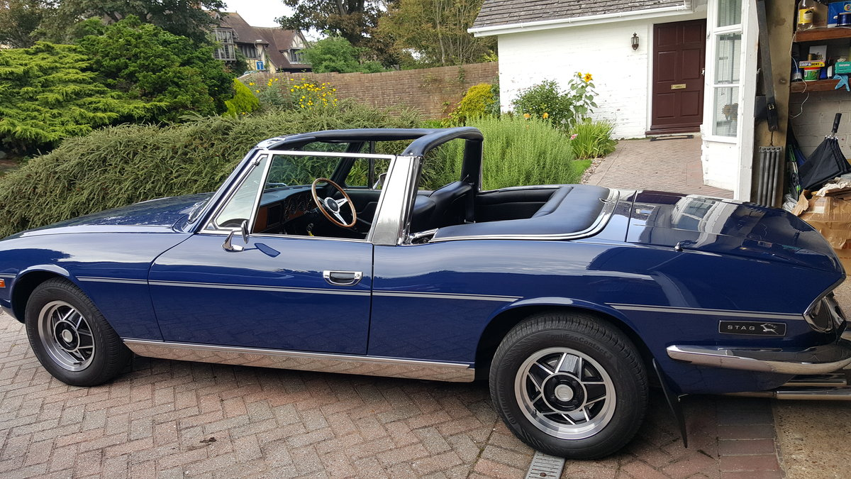 1973 Triumph Stag - V8 For Sale (picture 2 of 6)