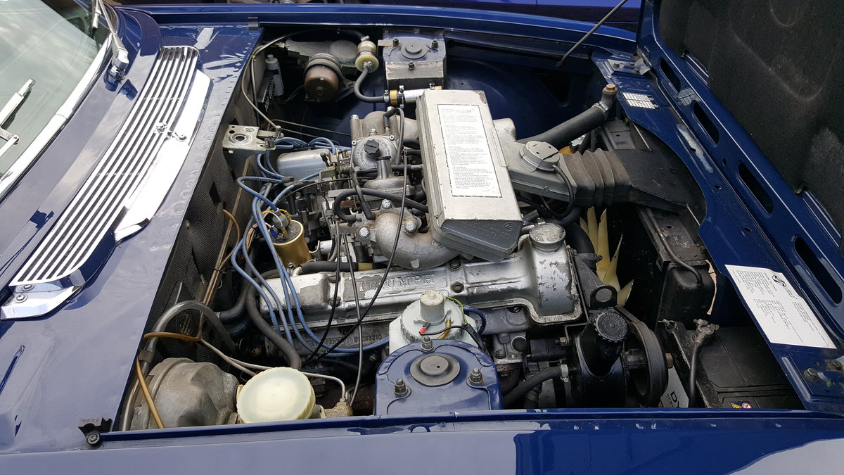 1973 Triumph Stag - V8 For Sale (picture 3 of 6)