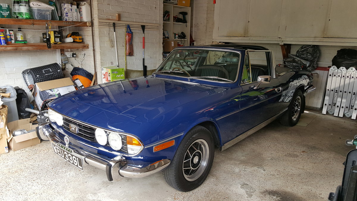 1973 Triumph Stag - V8 For Sale (picture 5 of 6)
