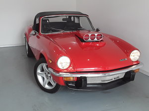 1974 Triumph Spitfire 3.5 V8 Conversion  !!