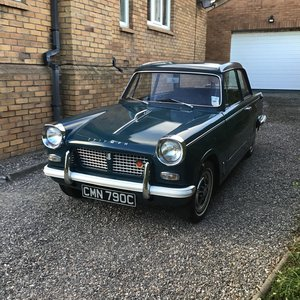 1970 Triumph Herald 1200 Saloon For Sale