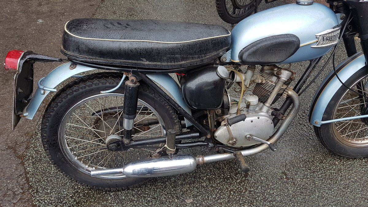1962 Triumph tiger cub t20 stunning condition  For Sale (picture 5 of 6)