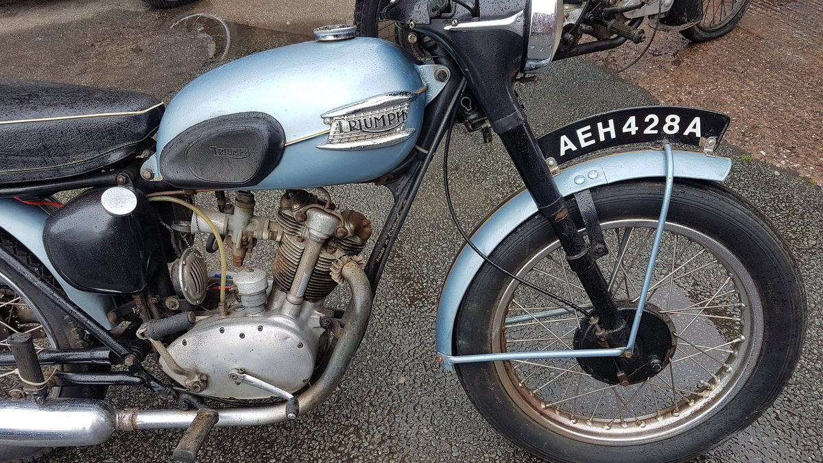 1962 Triumph tiger cub t20 stunning condition  For Sale (picture 6 of 6)
