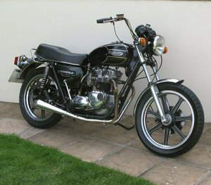 1979 TRIUMPH T140D SUPERB