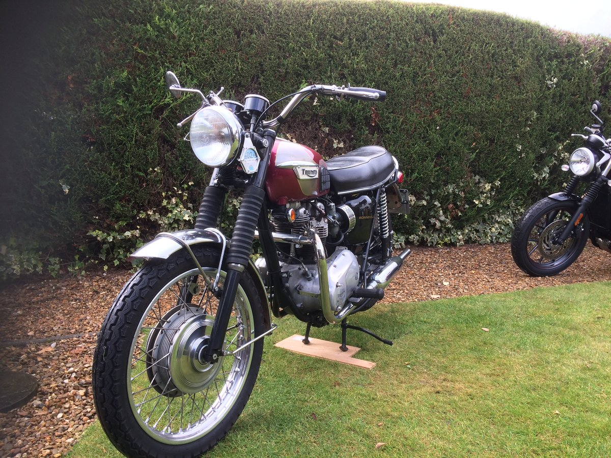 1970 Triumph Benneville SOLD (picture 5 of 6)