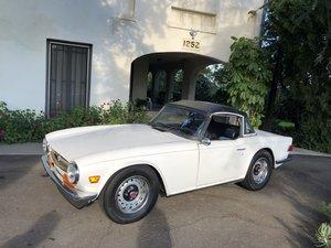 ***1973 Triumph TR6 For Sale