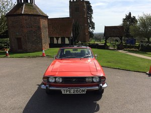 1973 Triumph stag classic car  For Sale