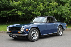 1972 TRIUMPH TR6 - 5 SPEED For Sale