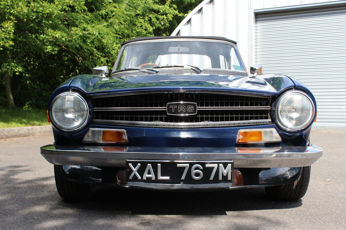 1972 TRIUMPH TR6 - 5 SPEED For Sale (picture 2 of 6)