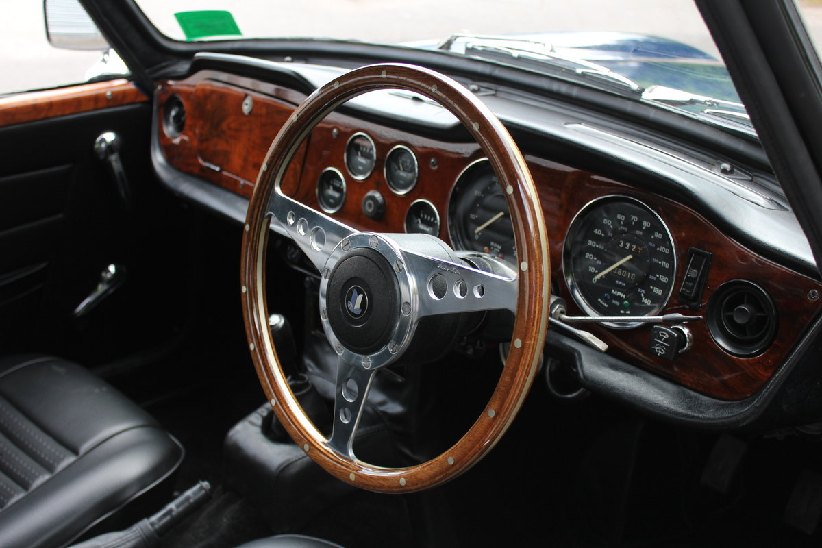 1972 TRIUMPH TR6 - 5 SPEED For Sale (picture 5 of 6)