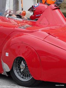1955 TR2 MACAU