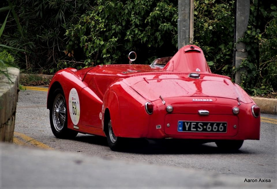 1955 TR2 MACAU For Sale (picture 3 of 6)