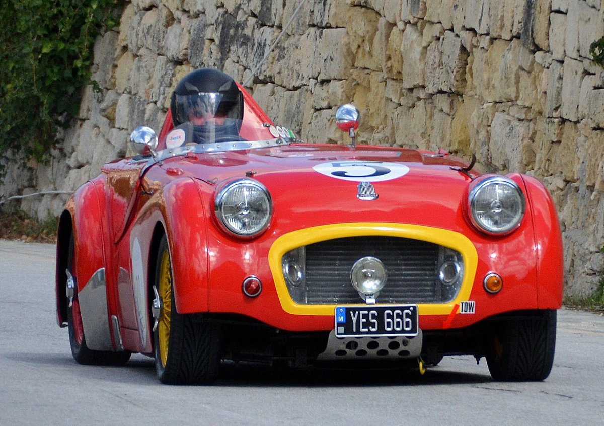 1955 TR2 MACAU For Sale (picture 4 of 6)