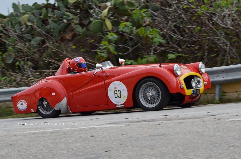 1955 TR2 MACAU For Sale (picture 5 of 6)