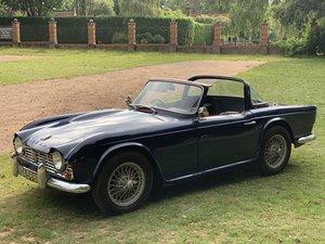 Triumph TR4 'Surrey Top' (1964) For Sale