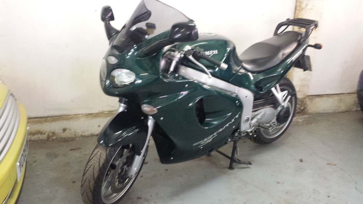 2001 Triumph Sprint Superb example For Sale (picture 1 of 6)