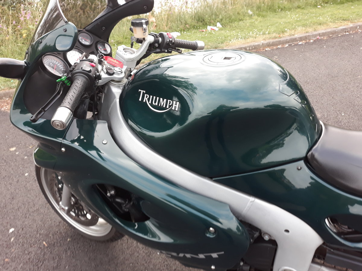 2001 Triumph Sprint Superb example For Sale (picture 6 of 6)