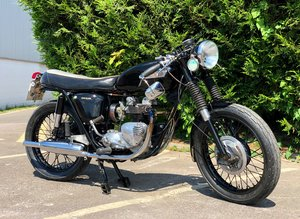 Triumph T100 SS 1967 500cc Cafe Racer Matching  For Sale