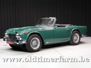 1965 Triumph TR4 IRS '65 For Sale