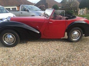 1947 Triumph Roadster 1800 For Sale