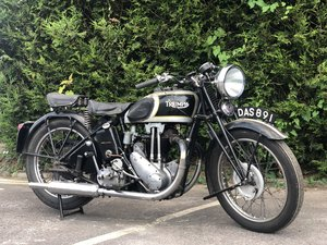 Very Rare And Original Triumph 5/5 1936 500cc OHV  For Sale