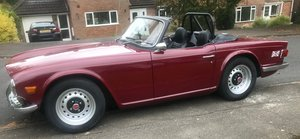 1968 Great clean fast, early TR6, very good condition. For Sale