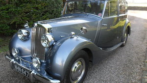 1950 triumph renown razor edge. For Sale