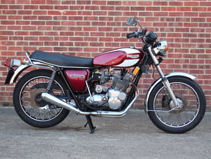1975 1976 Triumph T160 Trident For Sale