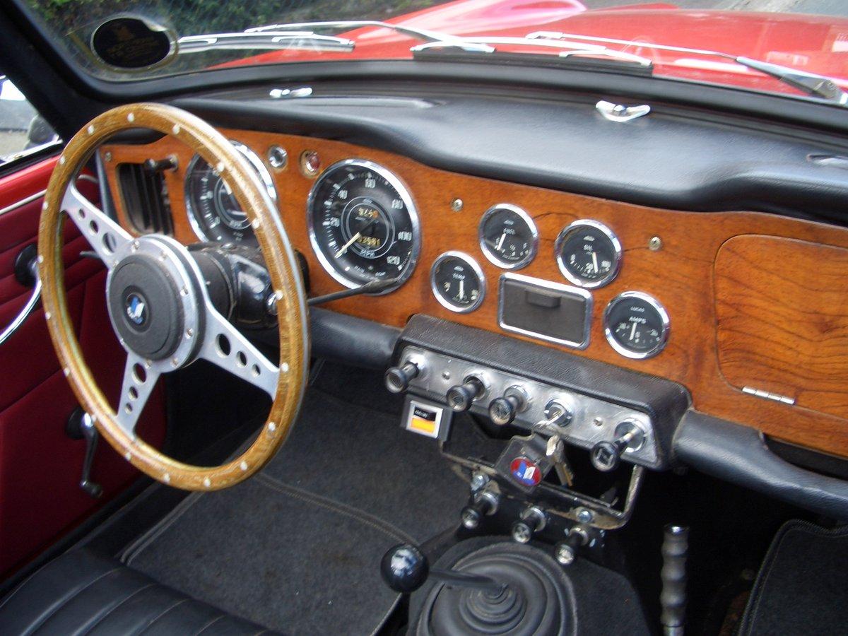 1963 Triumph TR4  For Sale (picture 6 of 6)