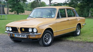 1978 TRIUMPH DOLOMITE 1850 HL AUTOMATIC SANDGLOW For Sale