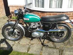 Triumph t100c daytona 500 1968 For Sale