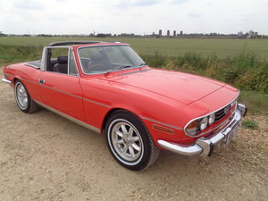 1976 Triumph stag automatic just had £6500 pro respray  For Sale