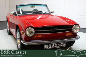Triumph TR6 Cabriolet 1970 Well maintained