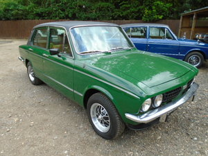 1980 Triumph Dolomite SPRINT Manual overdrive, stunning car! For Sale