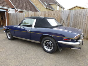 1974 Triumph Stag Mk2  For Sale